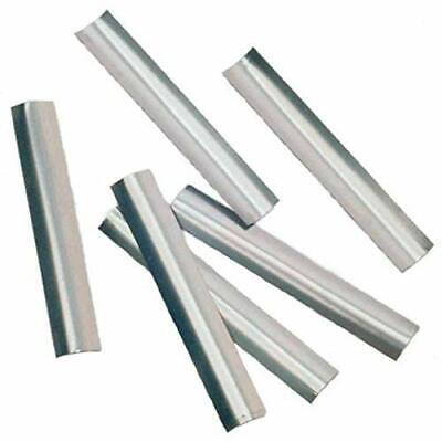 Lab Shims Security Stainless Steel Curved Shim Stock 25 Pack Rekey Tool