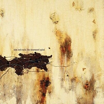 Купить Nine Inch Nails - The Downward Spiral [New Vinyl LP] Explicit