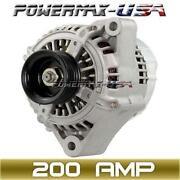 400 Amp Alternator