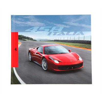 Ferrari 458 Italia Brochure