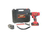 21V Cordless Electric Drill 1.5Ah li-on battery 29 Piece Drill Bit & Power Gun