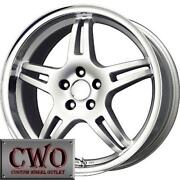 5x100 VW Wheels 16