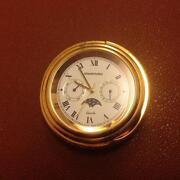Swarovski Crystal Clock
