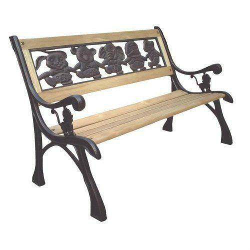Cast Iron Garden Bench Ebay