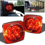 LED Trailer Light Kit