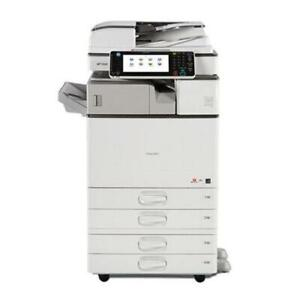 Lease 2 Own ALL INCLUSIVE PREMIUM Ricoh 11x17 NEW DEMO Multifunction Copier Printer Scanner MP C2003 Automatic Duplex