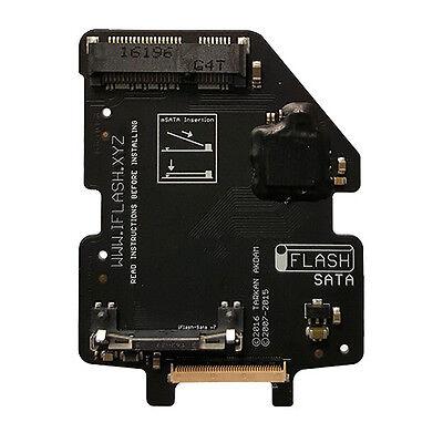 iFlash Sata mSata Adapter iPod 5G 6G 7G Video Classic 1x Solid State Drive SSD Classic 5g Video