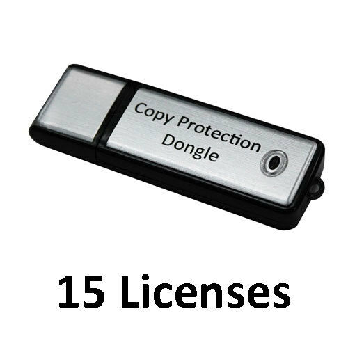 Vinpower Duplicator COPYLOCK Copy Protection Dongle - 15 Licenses COPYLOCK15