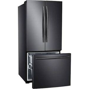 Samsung 21.6 cu.ft Stainless Steel Fridge - Blowout