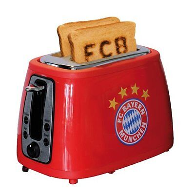 FC Bayern München Toaster mit Sound Stern des Südens