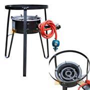 Cast Iron Gas Burner