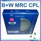 B w 58mm Circular Polarizer Filter