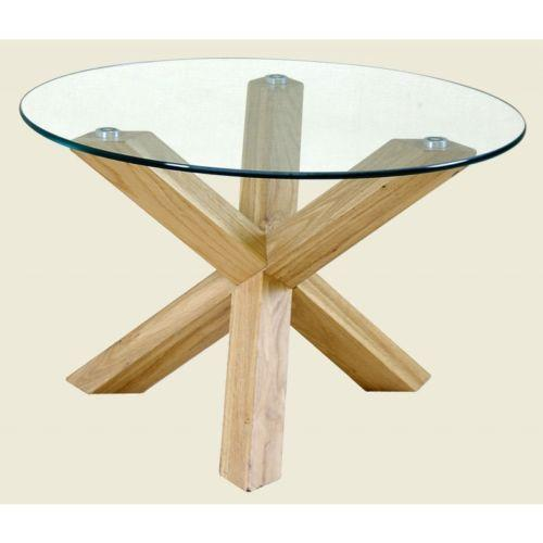 Oak Glass Dining Tables | eBay