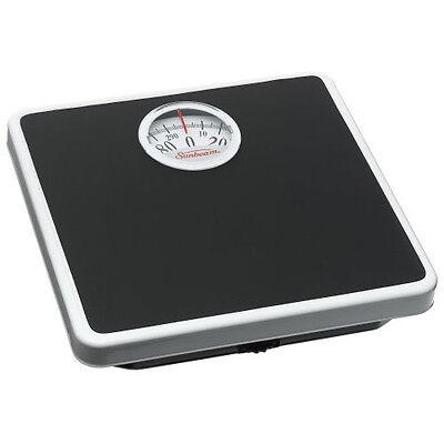 Precision Body Glass Weight Bathroom Dial Analog Scale EBay