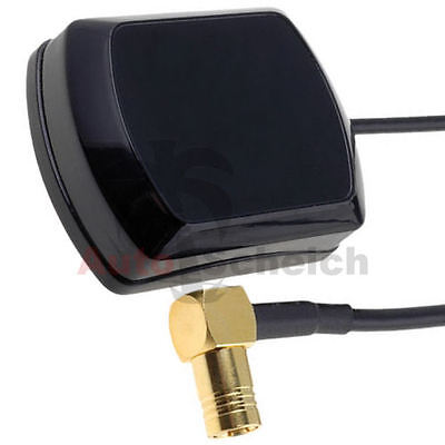GPS SMB Antenne für MFD MCD RNS VW Seat Skoda Audi Navi Plus BMW MK 1 2 3 4 VDO