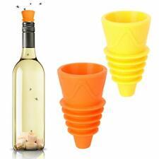 AFONNO Fruit Fly Bottle Top Trap,Fruit Fly Traps for ...