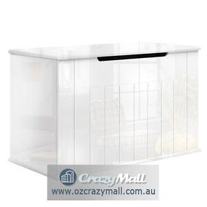 Baby Toy Storage Wood Chest Box Nursery Organizer Melbourne CBD Melbourne City Preview