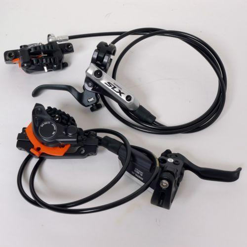 how to fix shimano hydraulic brakes