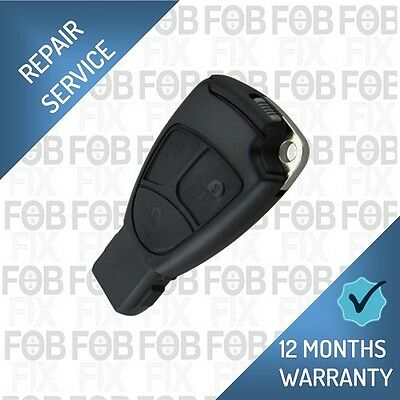 Mercedes Vito Sprinter 2 / 3 Button Remote key fob repair service fix