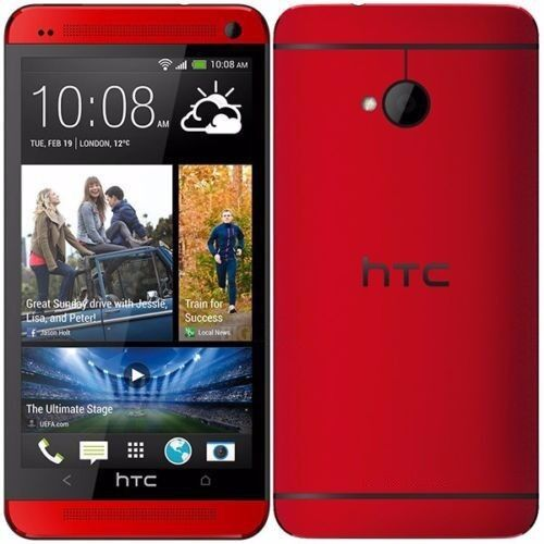 HTC One M7 32GB Quad Core Unlocked Smartphone Android Mobile Phone Red Newin Newham, LondonGumtree - BRAND NEW HTC ONE M7 32 GB RED UNLOCKED TO ANY UK NETWORK BUY WITH CONFIDENCE AUTHENTIC UK SELLER