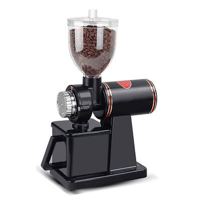 110V Electric Automatic Burr Coffee Grinder Mill Coffee Bean Powder Grinding USA