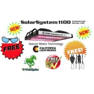 SolarSystem 1100 Commercial LED Grow Lights