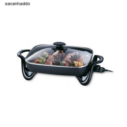 Electric Frying Pan ~ Electric frying pan new ebay