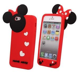 how to make a iphone case minnie mouse character phone covers ebay 18906