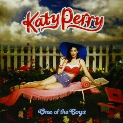 One Of The Boys - Katy Perry (2008) (CD)