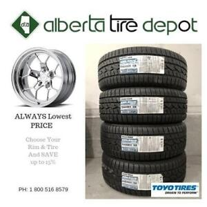 10% SALE LOWEST Price Toyo Tires All Weather 235/55R19  Toyo Celsius Tires Wheels Shipping Available Shop With Confidenc