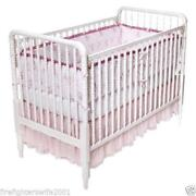 Shabby Chic Crib Bedding