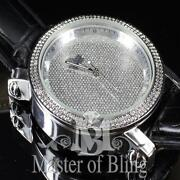 Mens Genuine Diamond Watch