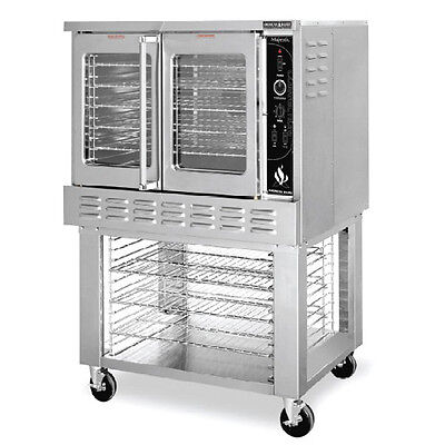 American Range Msd-1 Single Deck Gas Convection Oven Nsf