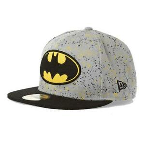 Batman Fitted Hat 23277a1bf06
