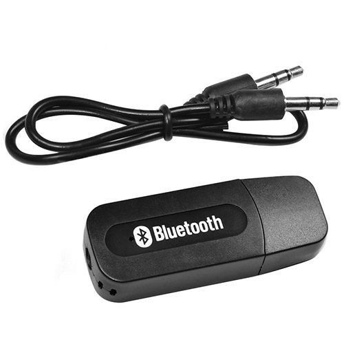 3 5mm Car Usb Wireless Bluetooth Music Receiver Adapter Auto Aux Streaming A2dp Kit For Speaker: Wireless USB Bluetooth 3.5mm Music Audio Stereo Receiver Adapter Dongle