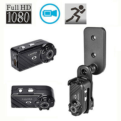 1080P HD 12MP Hidden Spy Camera Car DVR Night Vision Cam Recorder Camcorder