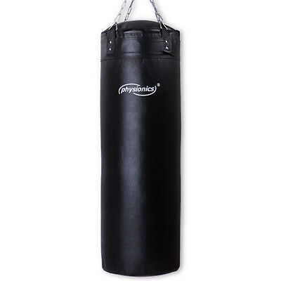 Boxsack Sandsack 120x35cm gefüllt 30kg Boxtraining Boxen Sportgerät Fitnessboxen