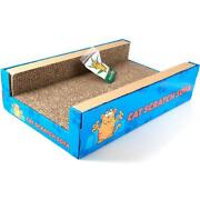 Cat Scratching Post Bed