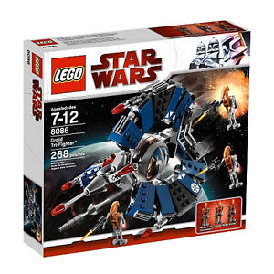 Lego 8086 Star Wars Droid Tri-Fighter NEU / Ovp