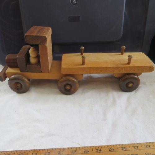 Handmade Wooden Toys Ebay