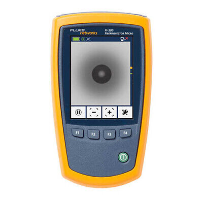 Fluke Networks Fi-500 Fiberinspector Fiber Optic Inspection System