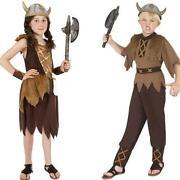 Childrens Viking Costume