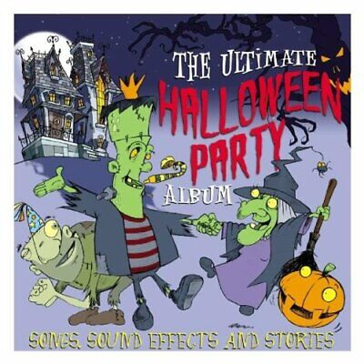 Halloween Party Album (The Ultimate Halloween Party)