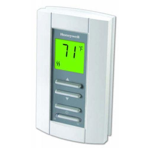 Electric heat thermostat ebay for Electric radiant heat thermostat