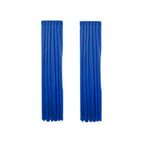 Royal Blue Curtains Ebay