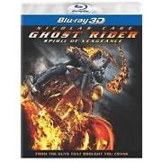 3D Blu Ray Movies Ghost Rider
