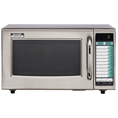 Sharp Commercial Microwave Oven R-21lvf