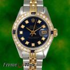 Rolex Ladies 18K Gold Diamond