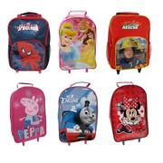 Childrens Wheeled Suitcase