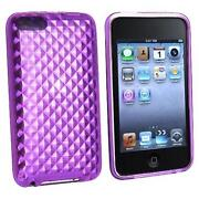 iPod Touch 2nd Generation Case Purple